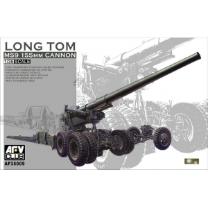 Long Tom M59 155 mm Cannon