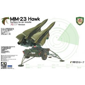 MIM-23 Hawk Surface-to-air missile JGSDF version