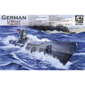 German U-Boat Type VIIC