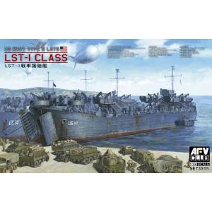 "U.S. Navy Type 2 LSTs ""LST-I Class"""