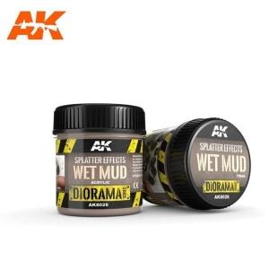Splatter Effects Wet Mud 100ml