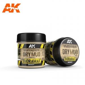 Splatter Effects Dry Mud 100ml