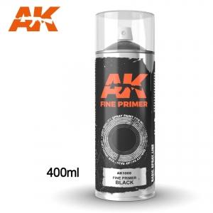 Fine Primer Black 400ml