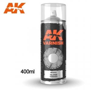 Gloss Varnish Spray 400ml