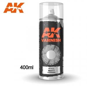 Matt Varnish Spray 400ml