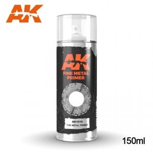 Fine Metal Primer Spray 150ml