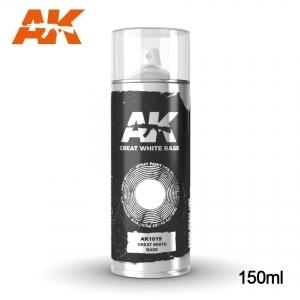 Great White Base Spray 150ml