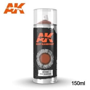 Rust Basecoat Spray 150ml