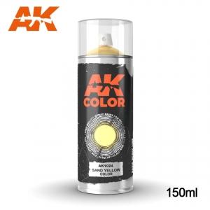 Sand Yellow Spray 150ml