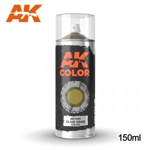 Olive Drab Color Spray 150ml
