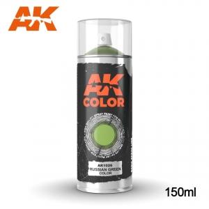 Russian Green Color Spray 150ml