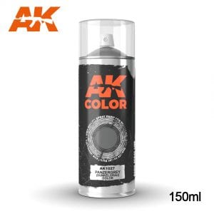 Panzergrey (Dunkelgrau) Color Spray 150ml