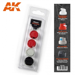 Spray Difussers Set 2