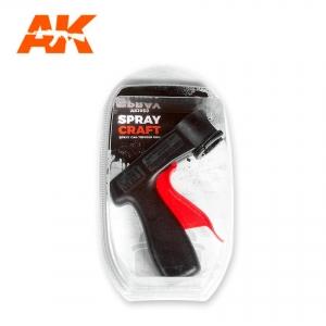 Spray Can Trigger Grip