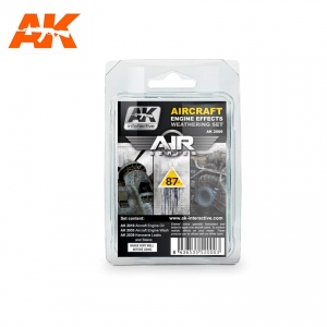 Aircraft Engine Effects Weathering Set (Air Series)