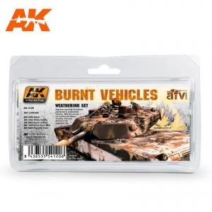 Burnt Vehicles