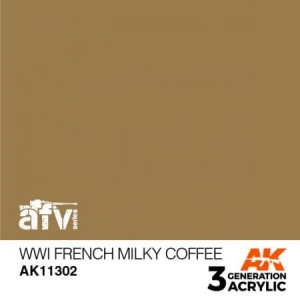 WWI French Milky Coffee