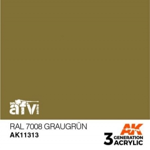 RAL 7008 Graugrün
