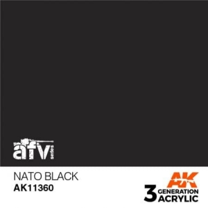 NATO Black