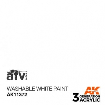 Washable White Paint