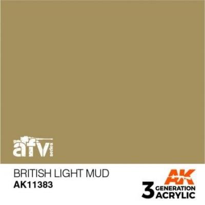 British Light Mud