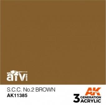 S.C.C. NO.2 Brown