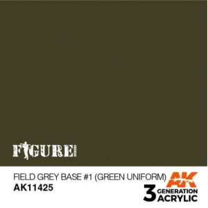 Field Grey Base #1 (Green Uniform)