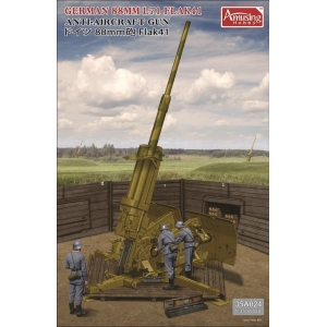 German 88mm L71 Flak41 Anti-Aircraft Gun