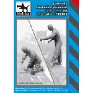Luftwaffe mechanics personnel 1940-45 set