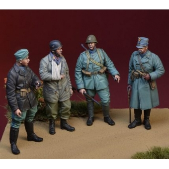"""""""For Queen and Country"""" WWII Dutch Infantry Set, Holland 1940"""