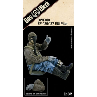 "EF-126/127 ""Elli"" Pilot Figur"