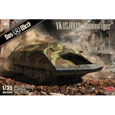 "VK4501(P) ""Rammtiger"""