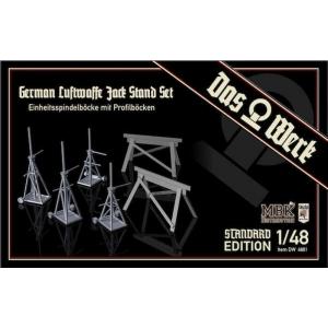German Luftwaffe Jack Stand Set (Standard Edition)