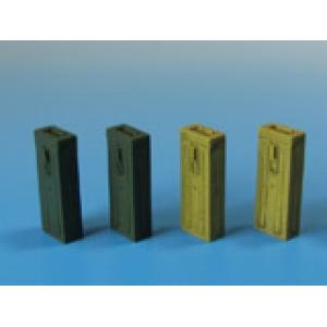 Metal Ammo Boxes for 7.5 cm Kw.K.37/Stu.K.37 L/24