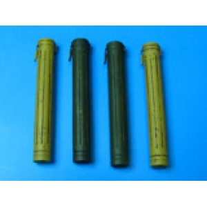 Metal Ammo Canisters for 8.8 cm Kw.K.43