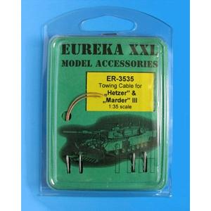 Hetzer, Marder III Towing Cable