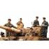 German Panzer Tank Crew (Normandy 1944)