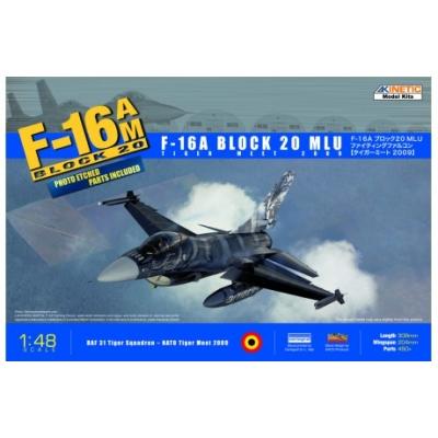F-16A Block 20 MLU - NATO Tiger Meet 2009
