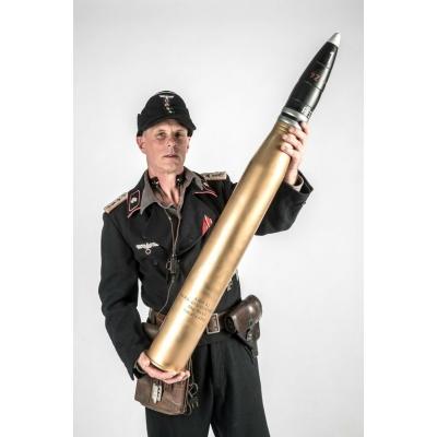 8.8cm Pzgr.39/43 (APCBC-HE) L71