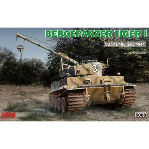 "Bergepanzer Tiger I ""Italy 1944"""
