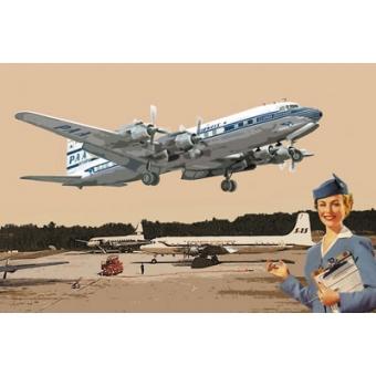 Douglas DC-7C Pan American World Airways