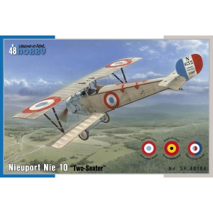 Nieuport Nie 10 Two Seater