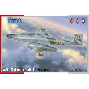 A.W. Meteor NF Mk.11 'NATO Users'