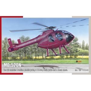 MD-520 NOTAR (Helicopter Belgische Federale Politie)