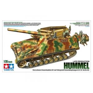 Superpack 2: Tamiya Hummel + Big Ed Eduard