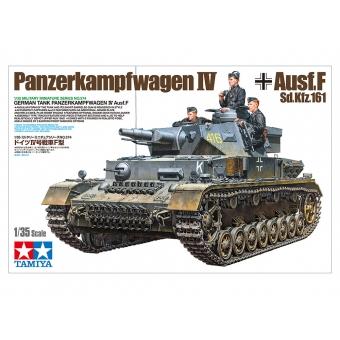 Pz.Kpfw. IV Ausf. F