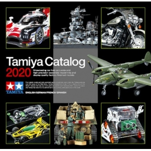 Tamiya Catalogus 2020