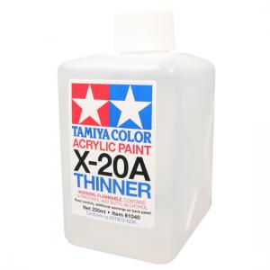 Tamiya X-20A Thinner 250ml