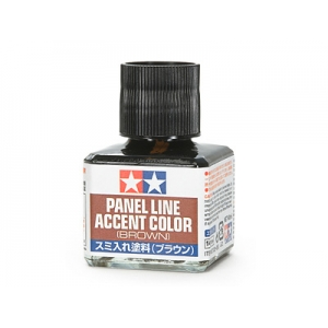 Panel Line Accent Color (Brown) 40ml
