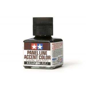 Panel Line Accent Color (Dark Brown) 40ml